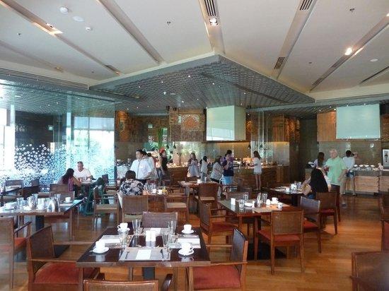 Radisson Blu Cebu: Feria Resturant view 1