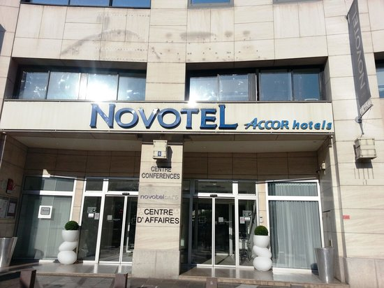 Novotel Paris Sud Porte de Charenton: Hôtel Novotel de Charenton (94)