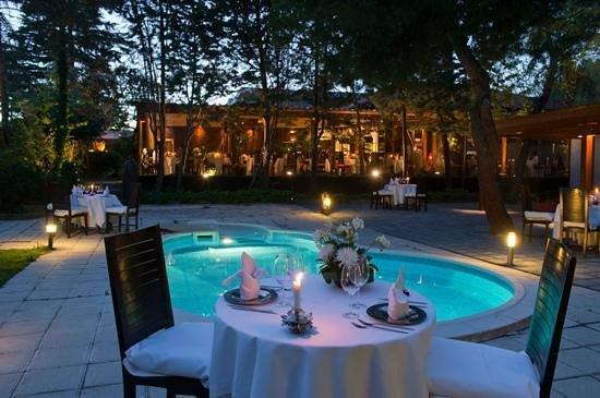 Thai Garden 2112: Ideal para noches de verano!
