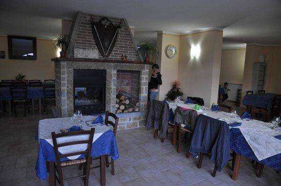 Agriturismo La Cima: Sala Ristorante