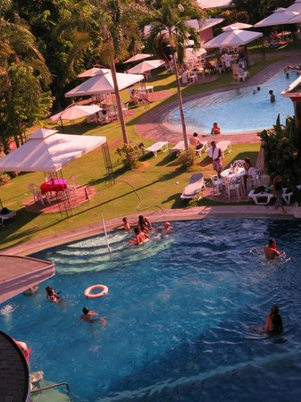 Wild Orchid Resort: pool