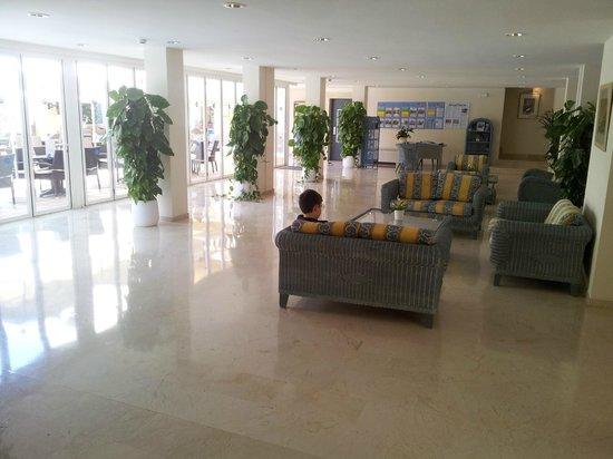 Grupotel Dunamar: Reception