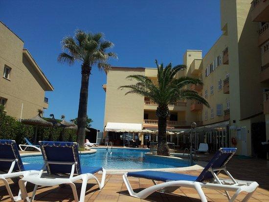 Grupotel Dunamar: Pool