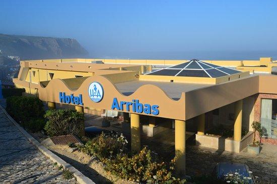 Hotel Arribas: Общий вид отеля