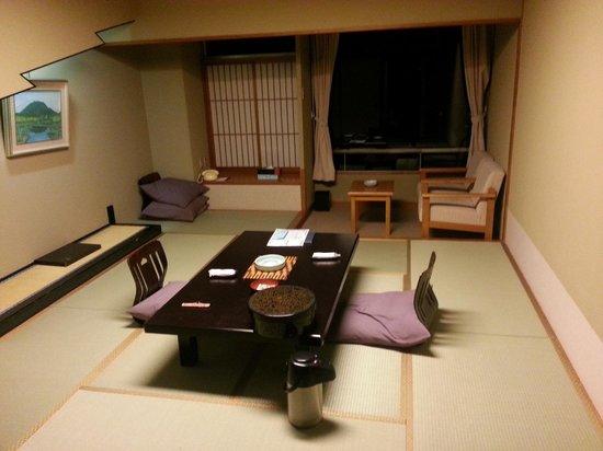 Kinugawa Plaza Hotel : Ryokan
