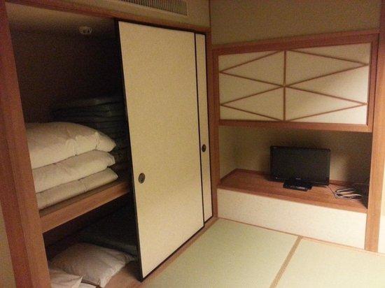 Kinugawa Plaza Hotel : 2nd view