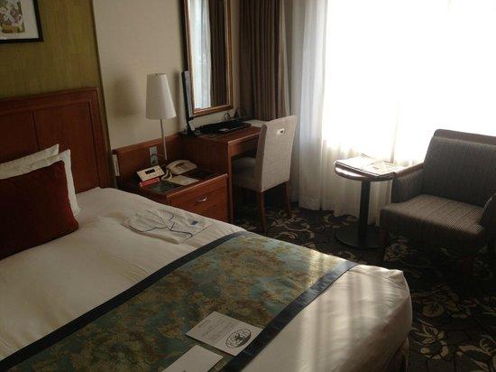 Hotel Metropolitan Tokyo Ikebukuro: Bed Room