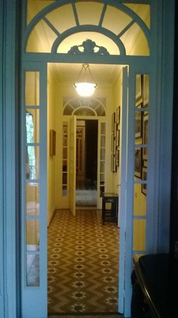Barcino 147: Hallway