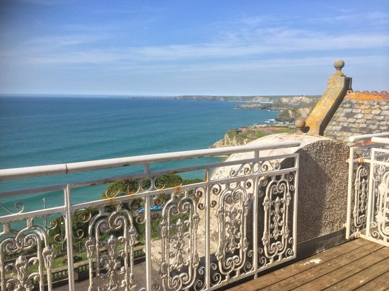 Legacy Hotel Victoria - Newquay: View from our balcony
