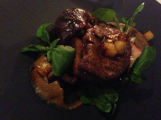 The Jordan Restaurant : The Foie Gras Epic