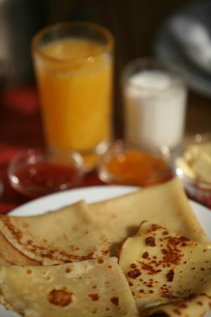 Riad Mariana: breakfast included
