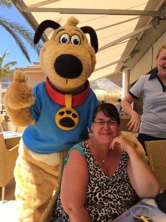 Playa Mar & Spa Aparthotel: thomson the dog