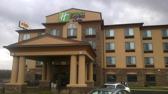 Holiday Inn Express Hotel & Suites Syracuse North - Airport Area : Holiday Inn Express & Suites Cicero
