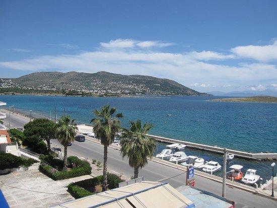 Porto Rafti, اليونان: vew 2