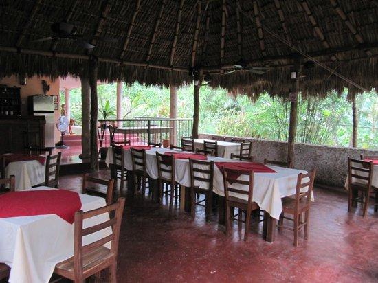Casa Hamaca Guesthouse : Ontbijtruimte