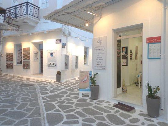 Paros Island Spa