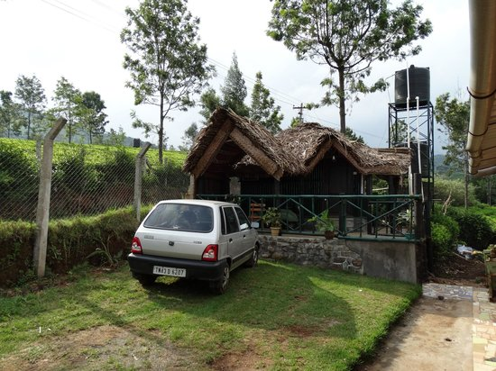 De Rock Jungle Living - Coonoor: The Bamboo Cottage