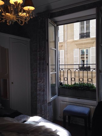 Hotel Saint Germain: Room 21