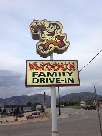 Maddox Ranch House Restaurant: Maddox Family Drive-In