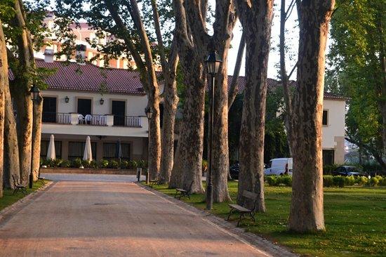 Estalagem Santa Iria: Общий вид отеля