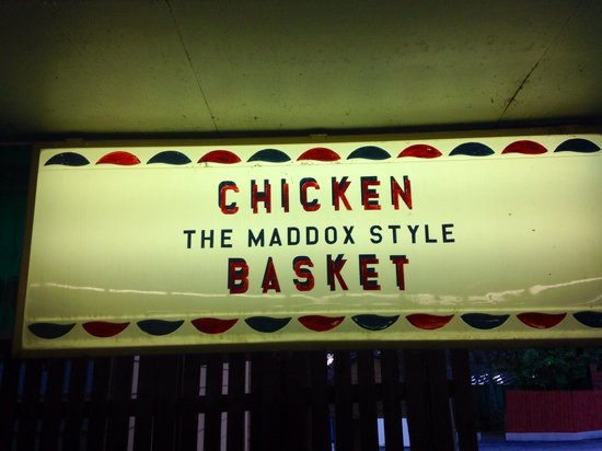 Maddox Ranch House Restaurant: Maddox Chicken