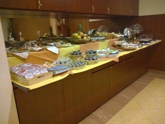 AS Hotel Monza: Colazione