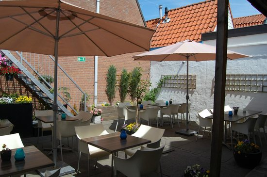Galazio Restaurant: Β