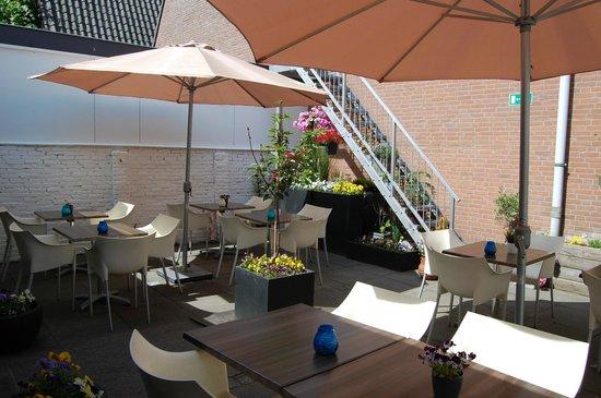 Galazio Restaurant: Ζ
