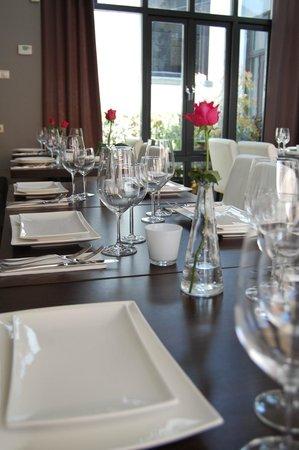 Galazio Restaurant: Ε