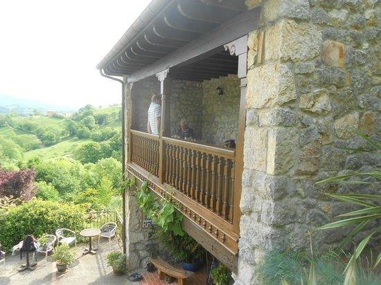 Hotel Posada del Valle: Balcony room