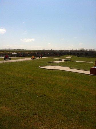 Old MacDonald's Farm : Crazy golf and pedal karts