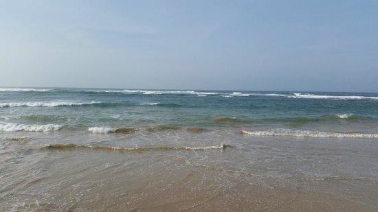 South Point Villa : The Ocean