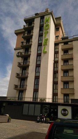 B&B Hotel Firenze Novoli: L'hotel dall'esterno