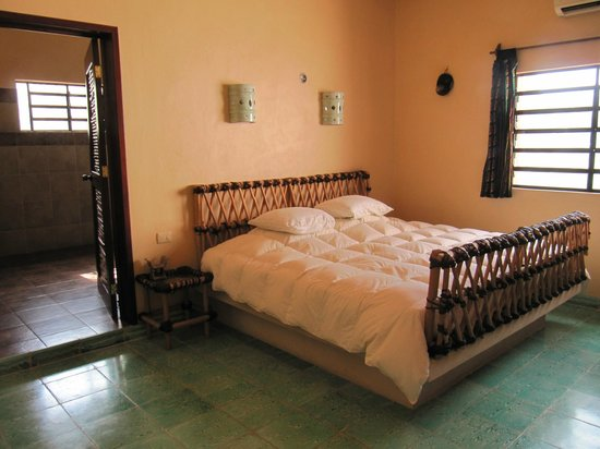 Casa Hamaca Guesthouse: Jungle room