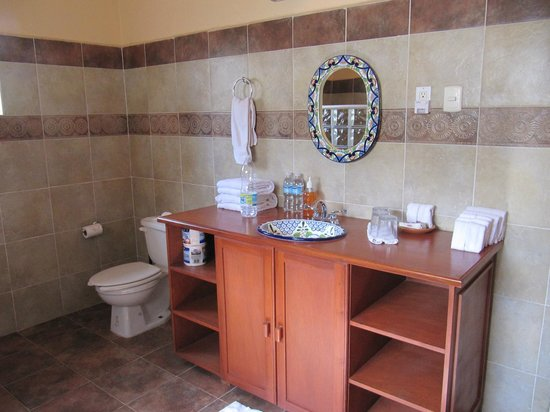 Casa Hamaca Guesthouse: Badkamer