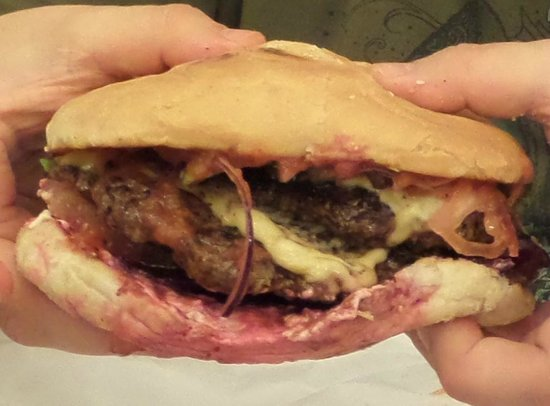 Moaburger : mammuth burger