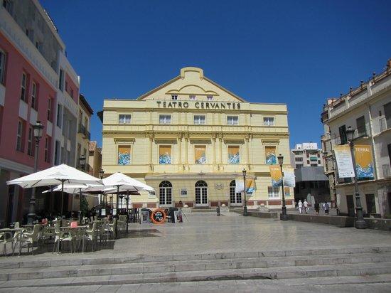 Restaurante Vino Mio : Уличные столики