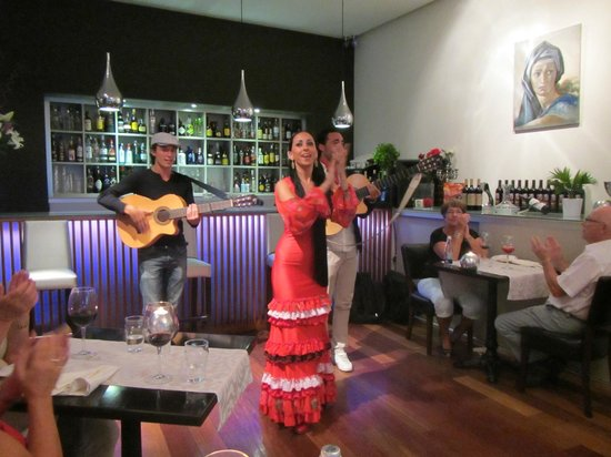 Restaurante Vino Mio : Окончание вечера