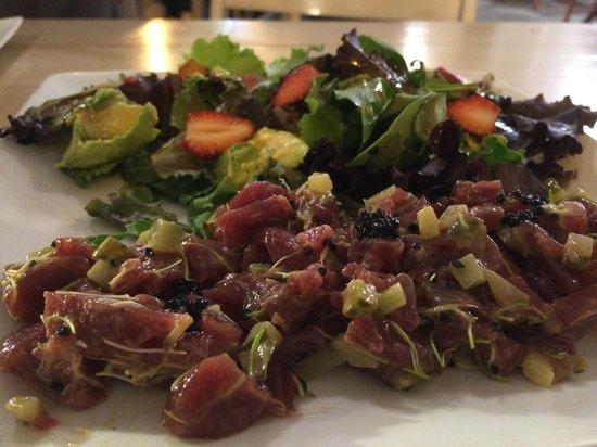 La Azotea de Maria: Tartare de thon rouge