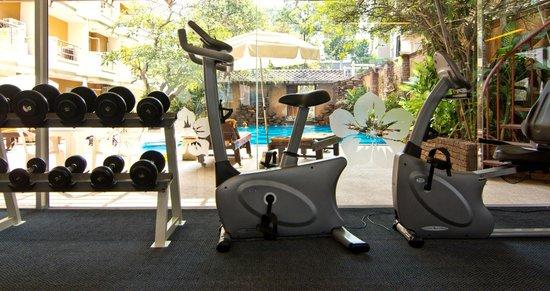 โรงแรมเบลลา วิลล่า พริม่า: Fitness