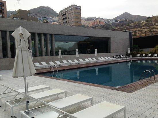 IBEROSTAR Grand Hotel Mencey: Piscina e SPA