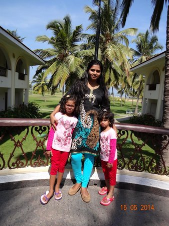 Holiday Inn Resort Goa: Hotel