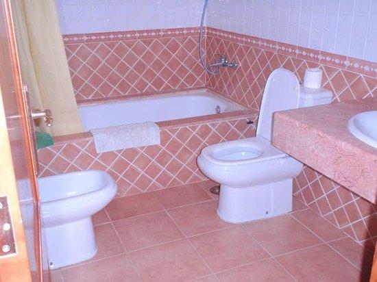 Villas Costa Papagayo: Bathroom