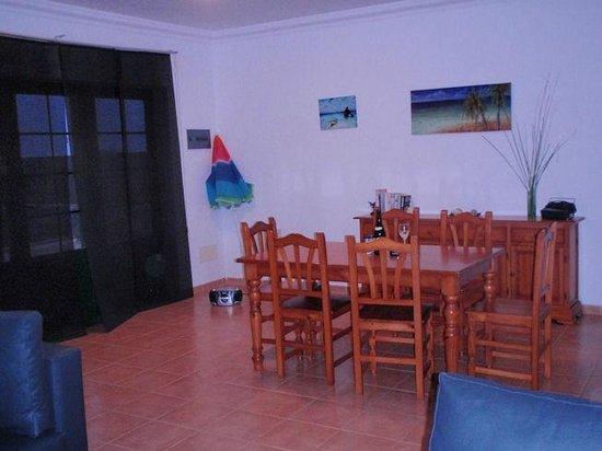 Villas Costa Papagayo: Dining area