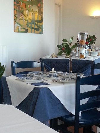 Villa Oriana Relais: Colazione indimenticabile!!!!