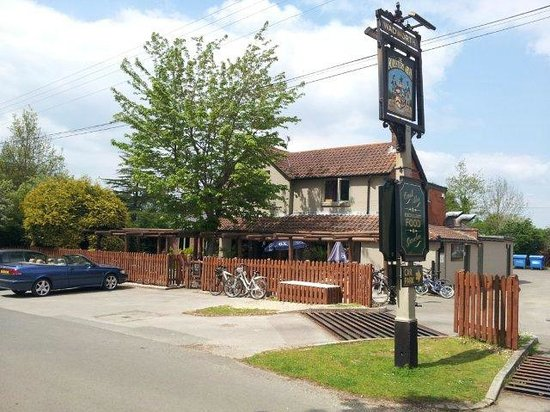 Foresters Arms: Nice New Forest Pub