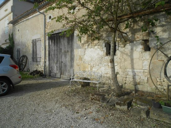 Le Bourg Nonac : Charming View