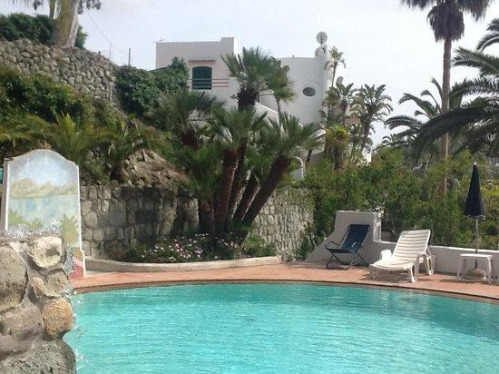Paco Residence: термальный бассейн в апартаментах