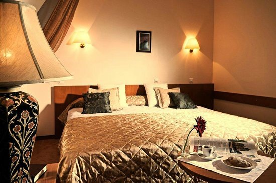 Arbat Nord Hotel: Double room on attic floor