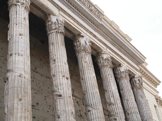 Colonne del pantheon foto di pantheon roma tripadvisor for Aggiornare le colonne del portico